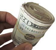 church donation tithe money