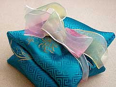 make a homemade heating pad