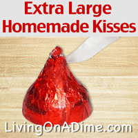 Homemade Valentine Kisses Recipe