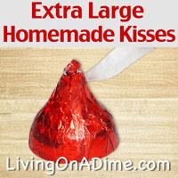 Homemade Valentine Kisses Recipe