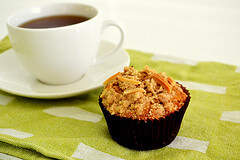 quick breakfast, frugal muffins