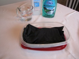 Homemade Clorox Wipes