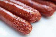 Over Microwaved Hot Dog