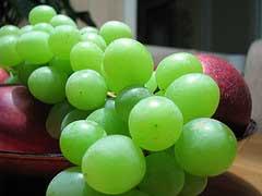 Glitter Grapes Recipe