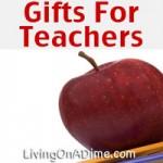Teachers' Gifts