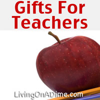Teachers' Gifts