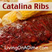 Catalina Ribs Recipe