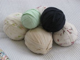Carpet Balls for Braided Rag Rugs
