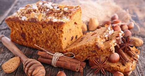 Never Fail Homemade Gingerbread Recipe