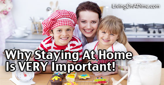 Why Staying At Home Is VERY Important!
