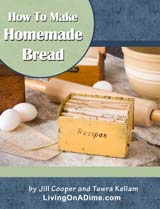 How To Make Homemade Bread e-book