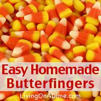 Easy Homemade Butterfinger Recipe