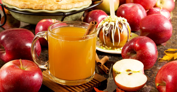 Easy Homemade Hot Apple Cider Recipe