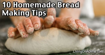 10 Homemade Bread Making Recipes And Tips