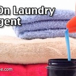 How To Save On Laundry Detergent