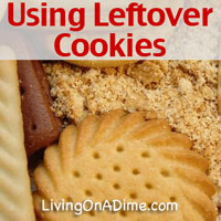 Using Leftover Cookies