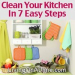 Clean Your Kitchen In 7 Easy Steps