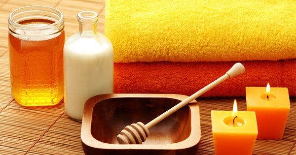 Homemade Milk Bath Recipe