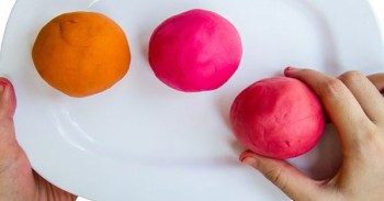 Edible Play Dough Recipe - Kids Recipes and Crafts