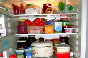 organize your refrigerator and save money