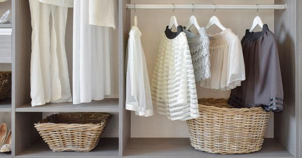 4 Ways To Organize Your Closet