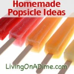 Homemade Popsicle Ideas And Recipes