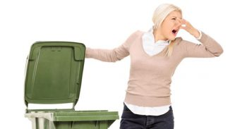 How To Remove Bad Smells From Trash Cans