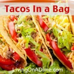 Easy Tacos In a Bag