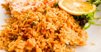 Easy Homemade Spanish Rice Recipe