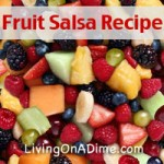 Easy Fruit Salsa Recipe