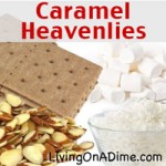 Caramel Heavenlies Recipe