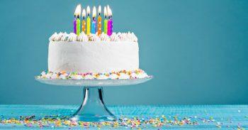 Decorating Birthday Cakes
