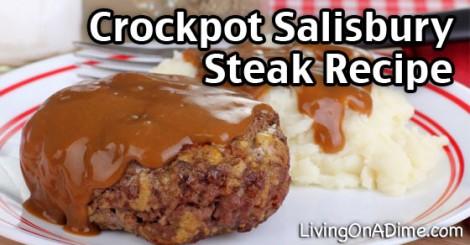 Crockpot Salisbury Steak Recipe