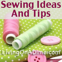 Sewing Ideas And Tips