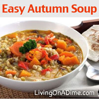 Easy Autumn Soup Recipe