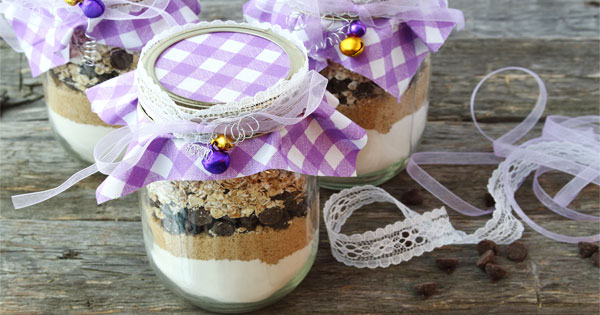 Make Your Own Gifts In A Jar