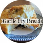 Garlic Fry Bread Recipe