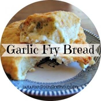 Garlic Fry Bread Recipe