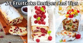 How To Make Homemade Fruitcake – Recipes and Tips