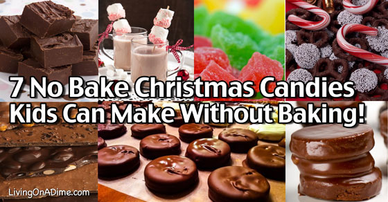 7 No Bake Christmas Candy Recipes Kids Can Make