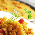 Spicy Rice Casserole Recipe