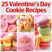 25 Valentine's Day Cookie Recipes