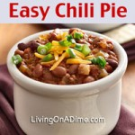 Easy Chili Pie Recipe