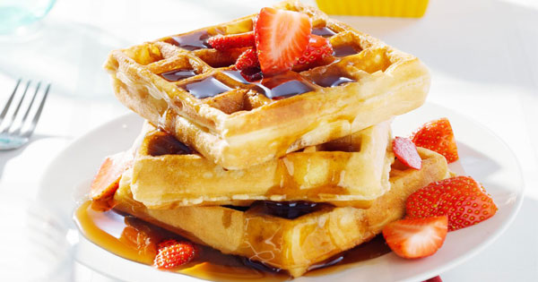 Easy Homemade Waffles Recipes