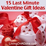 15 Last Minute Valentine's Day Gift Ideas