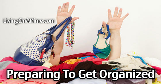How To Recover From Hoarding – Preparing To Get Organized