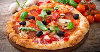 Easy Homemade Pizza Recipe - Homemade Pizza Dough, Sauce And More