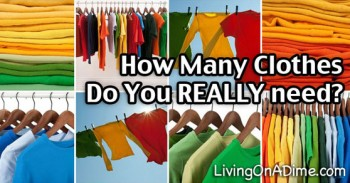 How Many Clothes Do You Really Need?