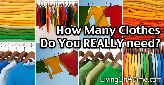 6a321e2235f33 How Many Clothes Do I Need  Organizing clothing and reducing clothing  related hassles.