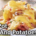 One Pot Ham And Potatoes Dinner Recipe